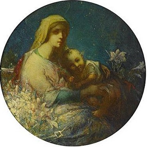 The Moonlight Madonna