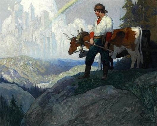 The Pioneer And The Vision