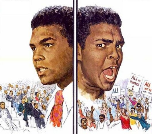 Ali: The Man, The Fighter