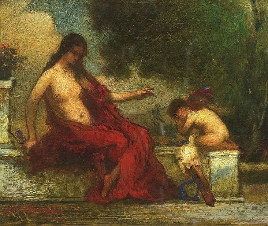 Allegorical Scene