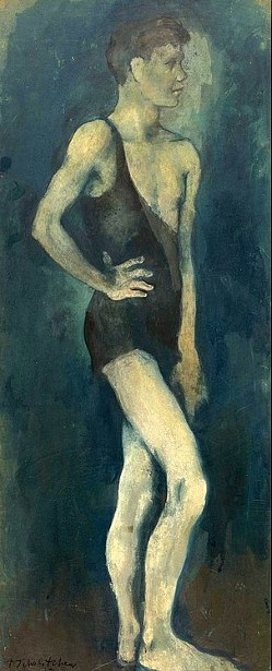 Boy In A Leotard