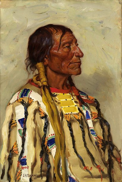 Chief Flat Iron
