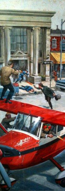 FBI Versus Buffalo's Screwball Flying Bank Robbers