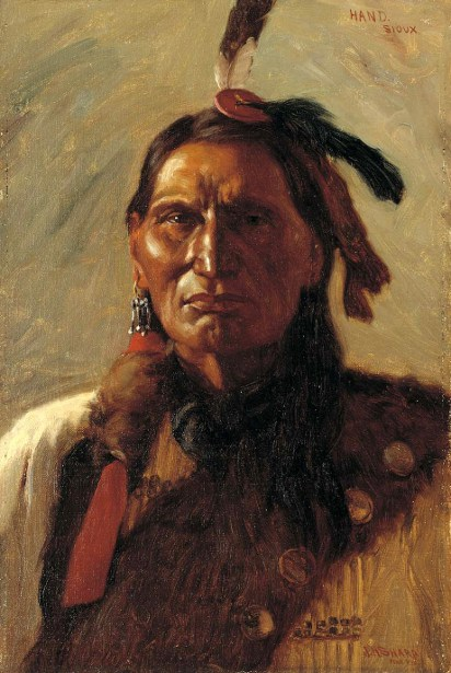 Hand, Sioux