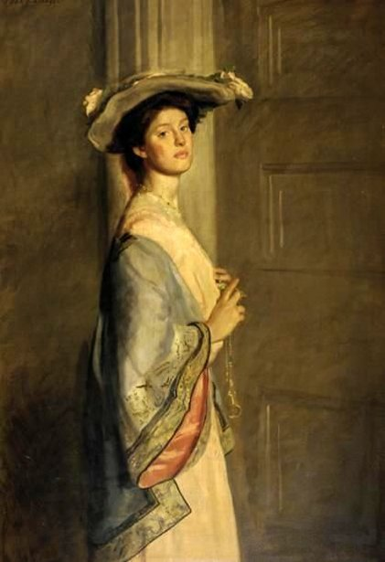 Miss Constance Biddle