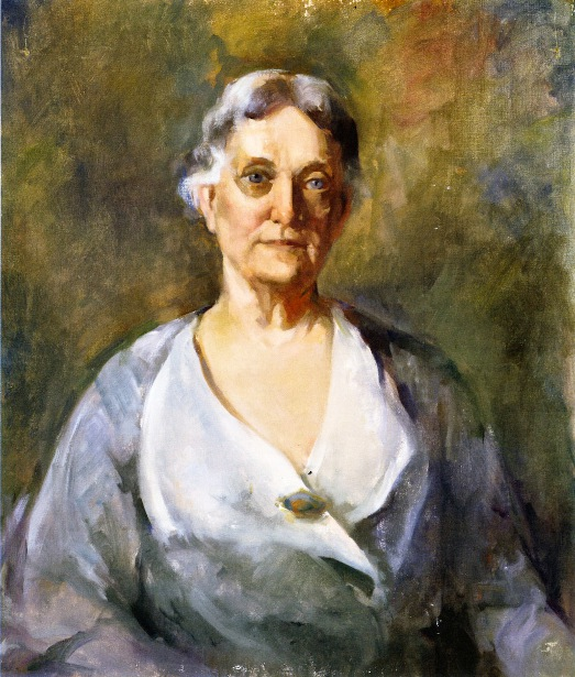 The Artist's Wife (Anna Grainger)