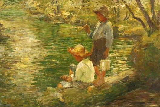 The Young Fishermen