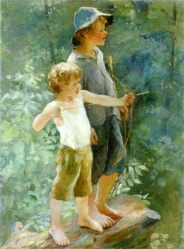 The Young Hunters