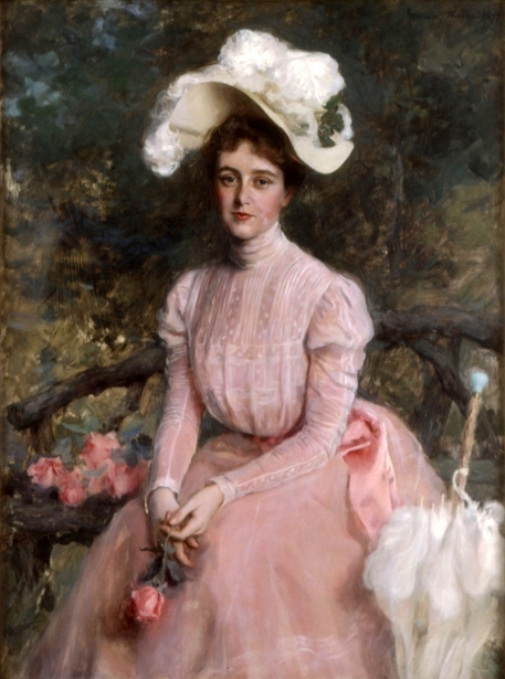 Angelica Schuyler Crosby (Mrs. John B. Henderson jr)