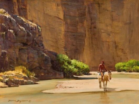 Apache - Santa Elena Canyon