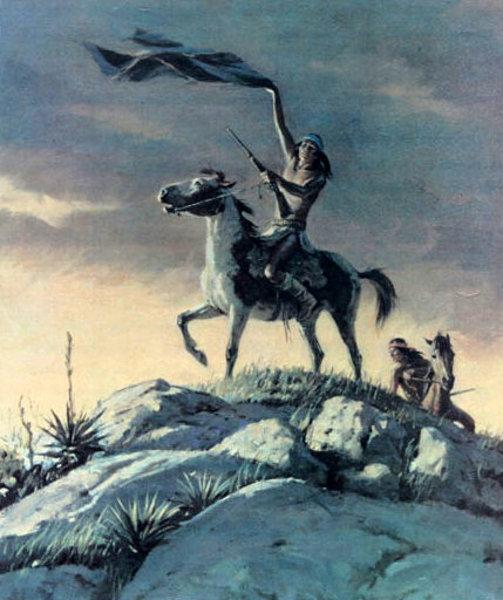Blanket Signals - Blackfoot
