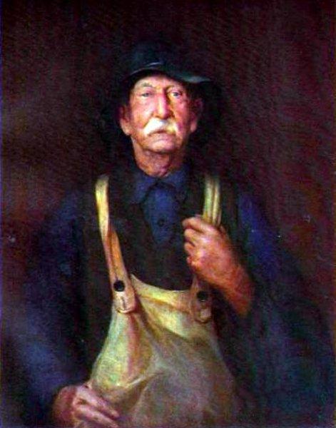 Captain Hunter, An Old Scallop Fisherman