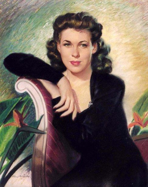 Clara Nedra Larsen Tubbs