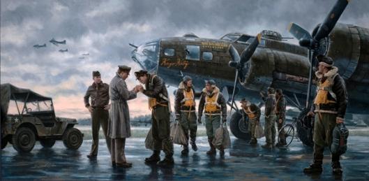 Coming Home, England 1943
