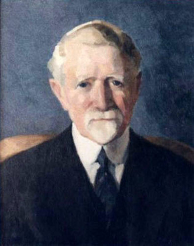 Dr. Luis Fernandez Alvarez, The Artist's Father