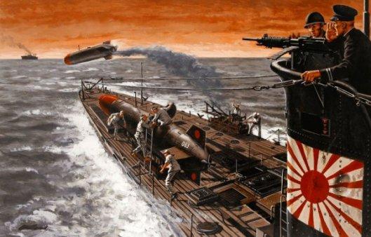 I Fired Human Torpedoes