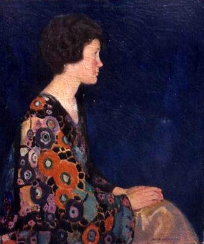 Portrait Of A Lady