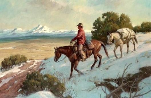 Riding The Chuck Line