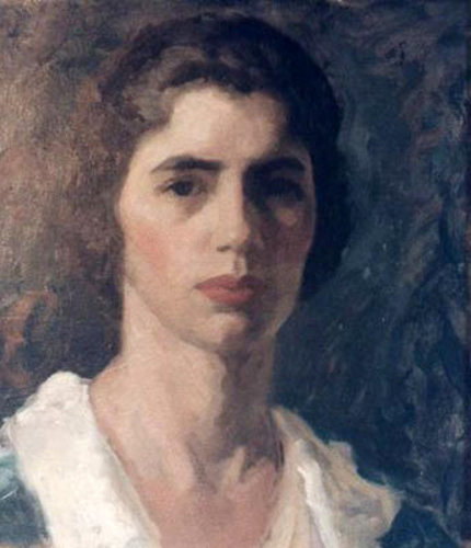 Self Portrait, 1920