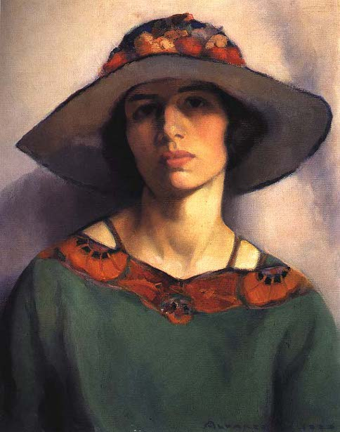 Self Portrait, 1923