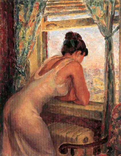 The Figure At The Window