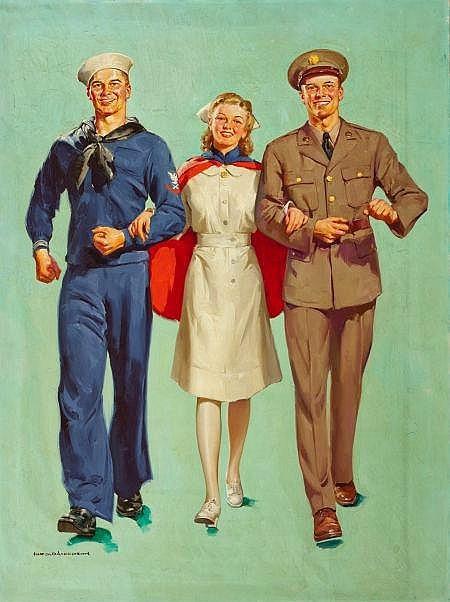 The Nurse's Escorts
