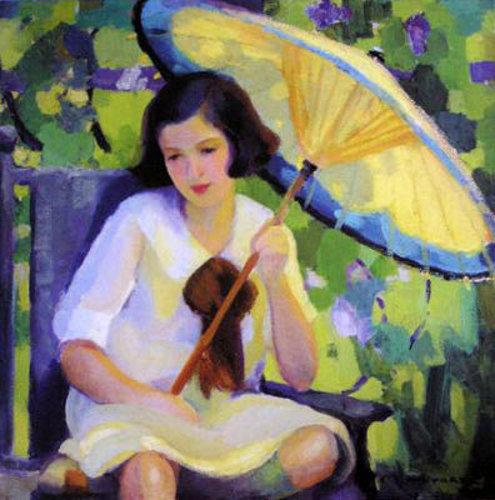 Mabel Alvarez American Gallery 20th Century