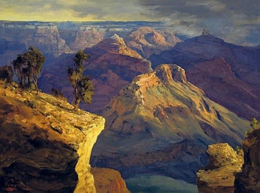 Canyon Dawn, Opus II