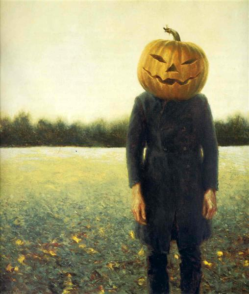 Pumpkinhead - Self Portrait