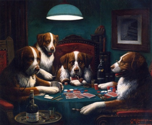 The Poker Game