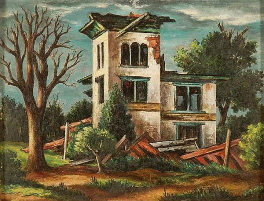 House In Disrepair