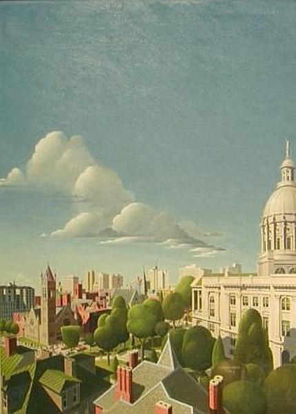 View Of Atlanta, Georgia