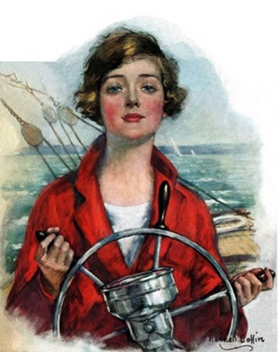 Woman Sailor
