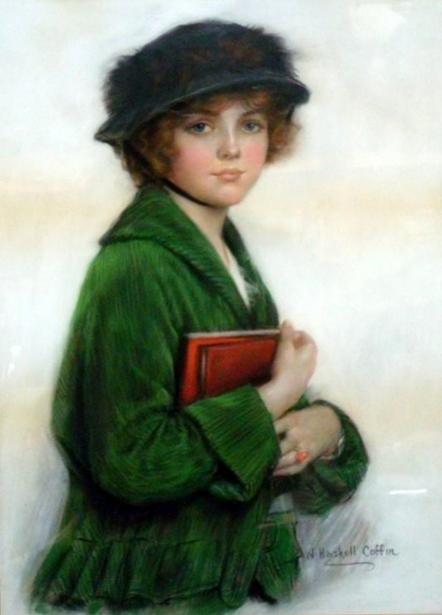 A School Girl