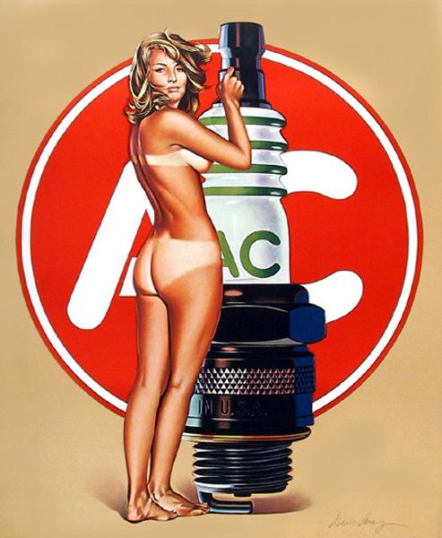 AC Annie - Spark Plug