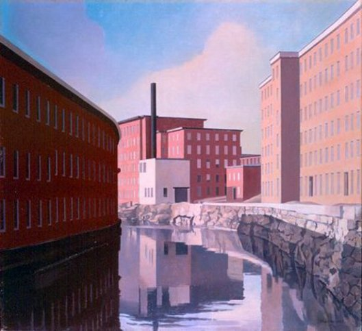 Amoskeag Canal