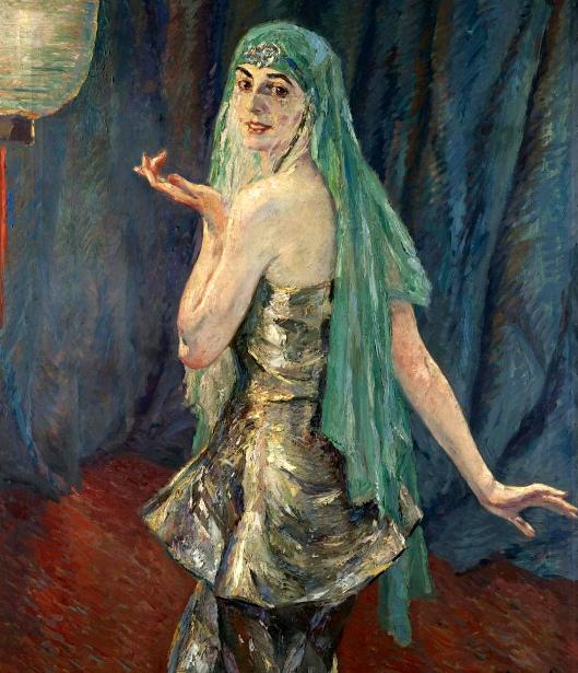 The Odalisque - Anneliese Wolff