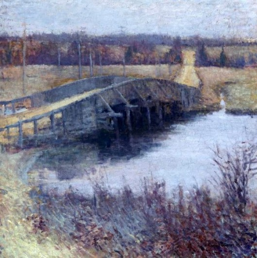 Bridge At Old Lyme, Connecticut