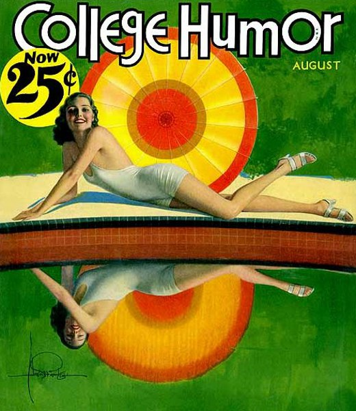 College Humor cover