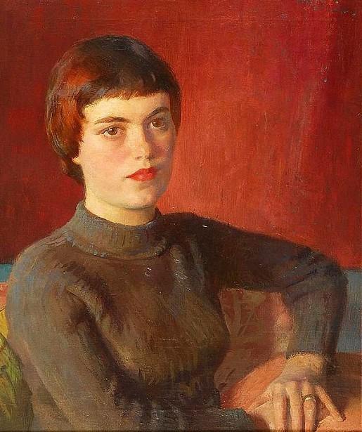 Elizabeth Ross (Mrs. John Laporte)