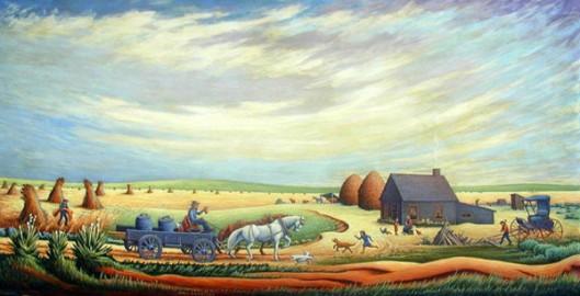 Linear Tucumcari, N. M.