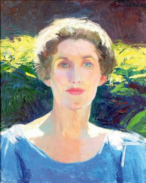 Luminescent Portrait