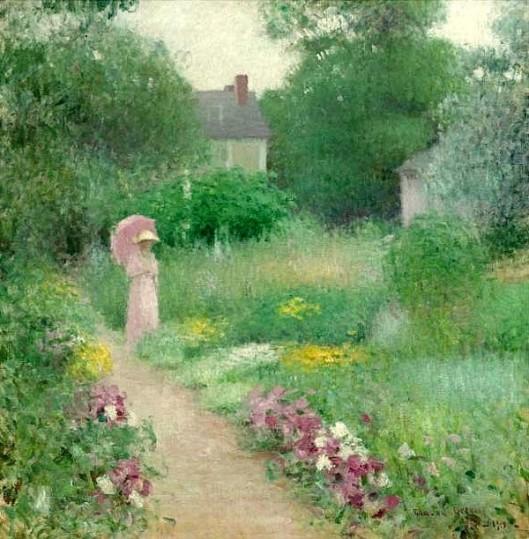 Miss Florence's Garden