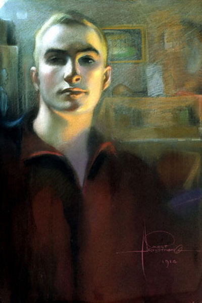 Self Portrait, 1914