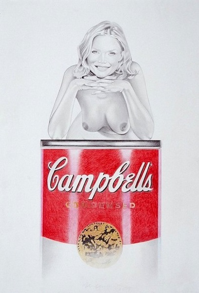 Suzy Soup - Campbell's Condensed (Michelle Pfeiffer)