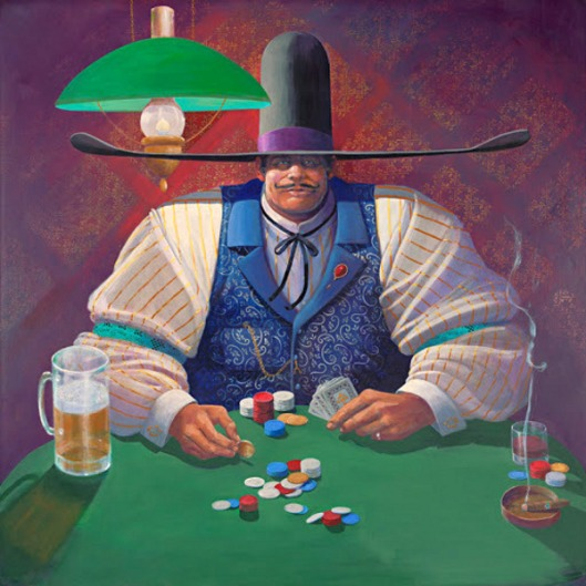 The Gambler - Card Player