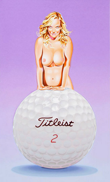 Titleist Tillie