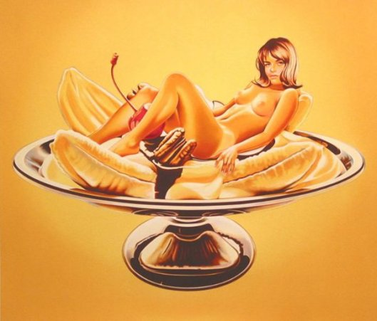 Banana Split (Sally Duberson)