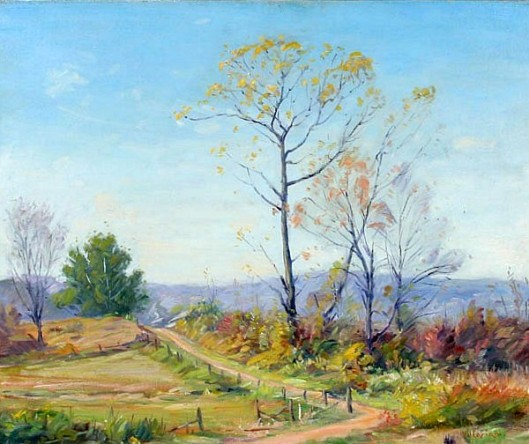 Brown County Seasonal Landscape