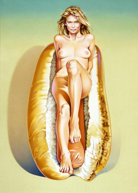 Doggie Dinah (Claudia Schiffer)